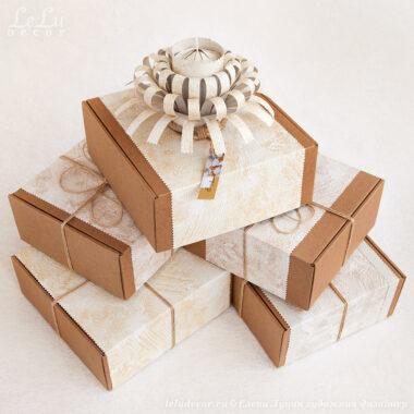 Продуманный дизайн коробок для удобной транспортировки